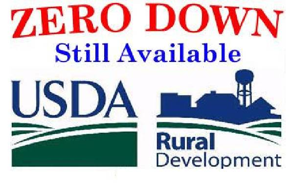 East Texas Usda Usda Rural Housing 100 Financing Usda